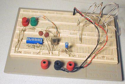 plaque circuit imprime